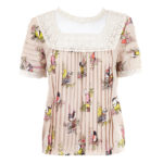 Camisa estampada Alicia birds