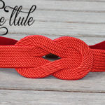 Cinturón-cordon-rojo-Libe-llule