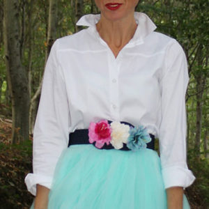 libe-llule-cinturon-de-flores-azul